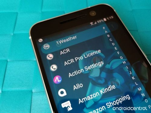 Action Launcher review: The Swiss Army home screen