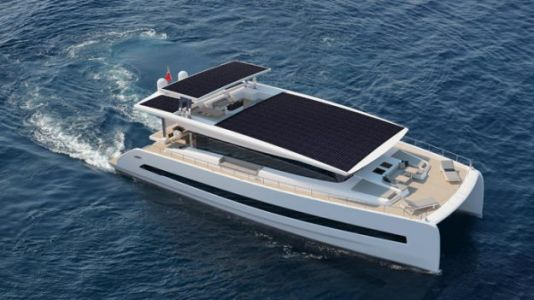 This $5 Million Solar-Powered Super Yacht Cruises in 'Pure Silence'