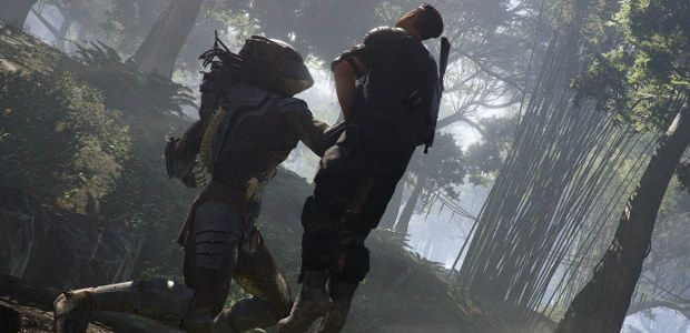 Tom Clancy vs. Predator: Wildlands introduces movie monster