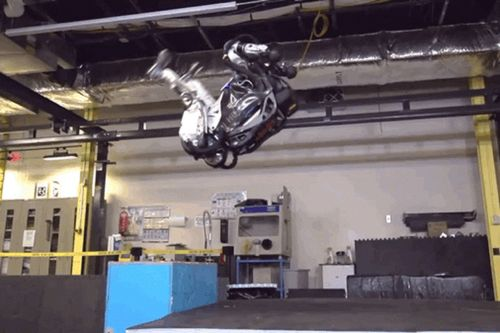 One small backflip for a robot is one giant leaping backflip for humankind