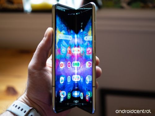 Samsung Galaxy Fold hands-on: The tablet that fits in your pocket