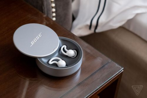 Bose's new $250 Sleepbuds play soothing sounds instead of music