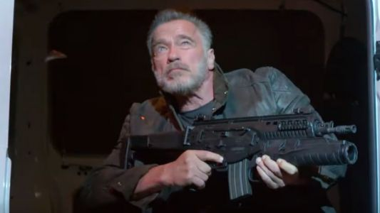 James Cameron Hype TERMINATOR: DARK FATE in Cool Comic-Con Featurette with New Footage!