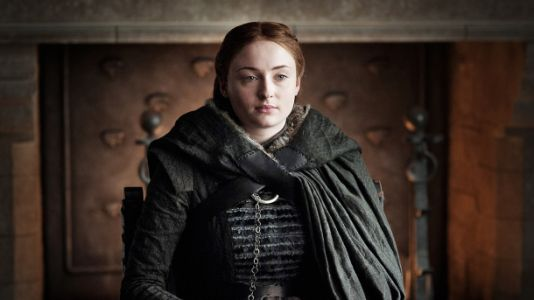 Hey, Sophie Turner, the 'Game of Thrones' season 8 writing is what's disrespectful
