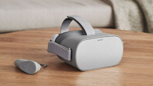 Standalone Oculus Go headset could debut at Facebook's F8 event