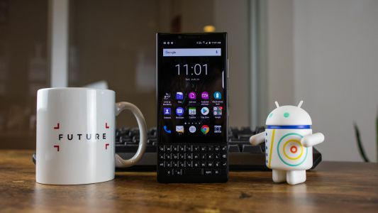 Blackberry Key2 with physical QWERTY keyboard launched in India