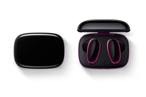 Oppo's O-Free truly wireless headphones are designed to match the Find X