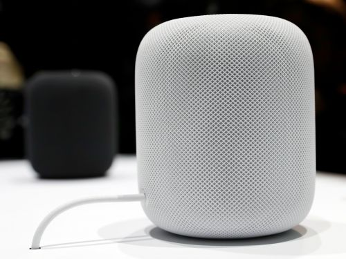 Apple's delayed HomePod speaker is finally going on sale