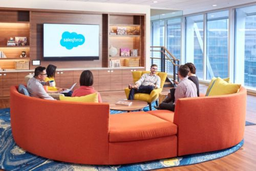 Empower your teams with Salesforce's productivity platform - get started for free