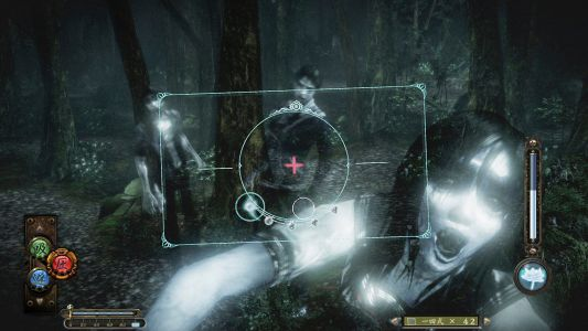 Spook snapper Fatal Frame: Maiden Of Black Water will be haunting PC on October 28th