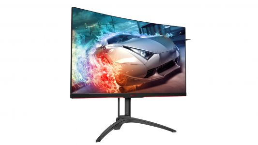 AOC unveils its new monitor, supports FreeSync 2 and VESA DisplayHDR