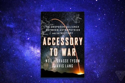 Listen to an excerpt from Neil deGrasse Tyson's new book, Accessory to War
