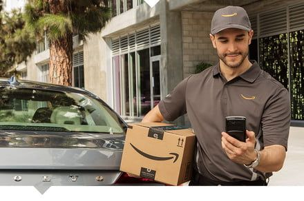 Amazon will now deliver packages straight into your car's trunk
