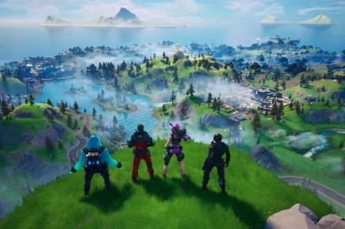 Fortnite's black hole event broke Twitch and Twitter viewing records