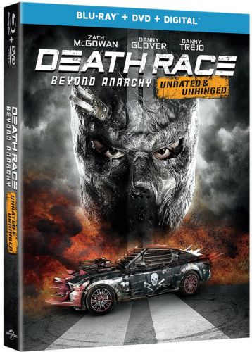 'Death Race: Beyond Anarchy' Blu-ray, DVD and Digital Release Date and 4-Movie Collection