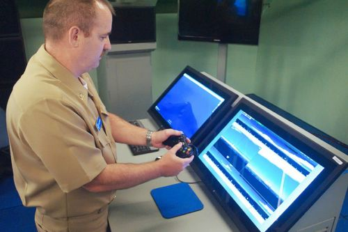 US Navy submarines are getting Xbox 360 controllers to control their periscopes