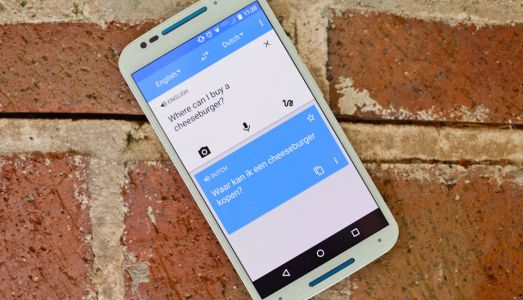 Google improves Translate with offline AI