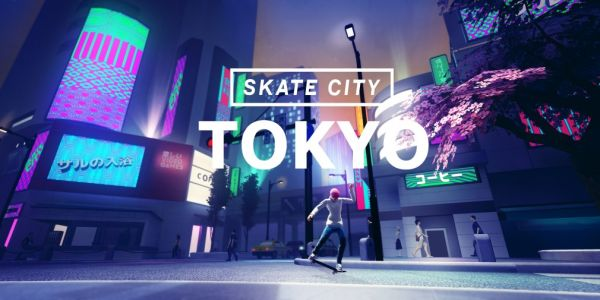Skate City is introducing the lively city of Tokyo in a major update coming soon to Apple Arcade