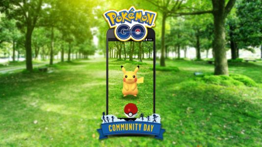 'Pokemon Go' Community Day gives trainers a new reason to go outside and play