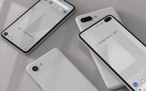 Pixel 4 renders surface and the reactions are amusing
