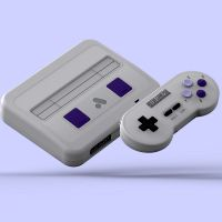 New mini-console aims to emulate the SNES via hardware, not software
