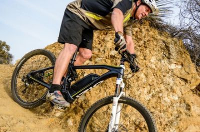 IZip tempts mountain bikers into going electric with full-suspension ebike