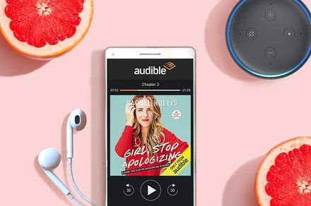 Amazon stokes Prime Day fires with $30 off year of Audible plus $1 Echo Dot