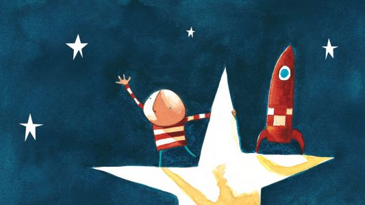 The making of Oliver Jeffers' best-selling picture books