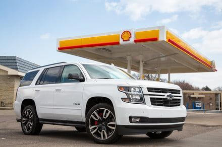 Chevrolet now lets you pay for Shell gas right from the driver's seat