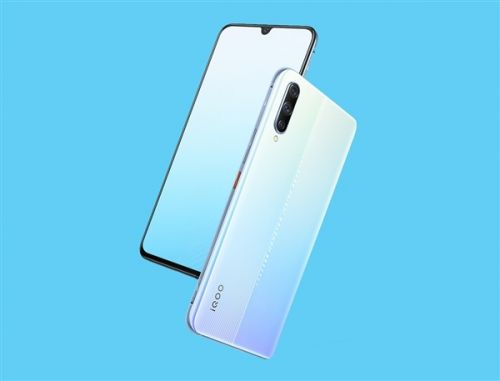 Vivo iQOO:  here comes the new Feather White Variant