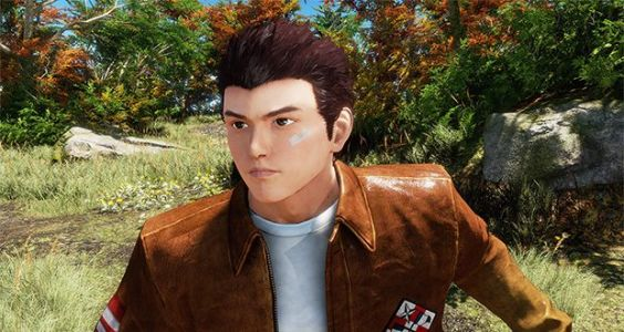 Shenmue III won't be released in 2018, but you knew that already