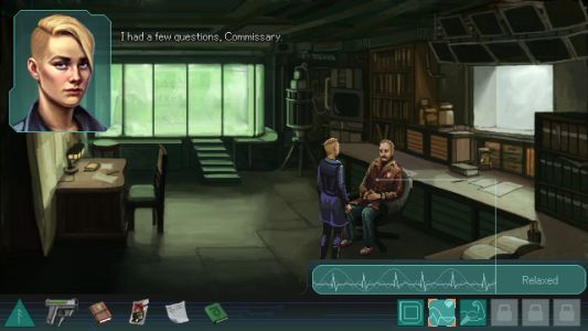 Whispers of a Machine Review - Parallax Media