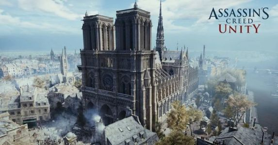 Ubisoft offers Assassin's Creed Unity for free following Notre-Dame tragedy