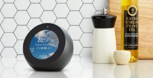 Save $50 when you buy two Echo Spot smart speakers from Amazon Canada