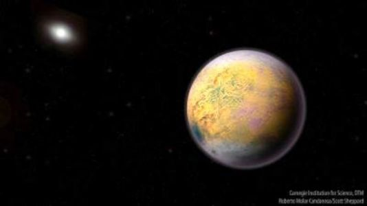 Distant Object at Edge of Solar System Supports Planet X Theory