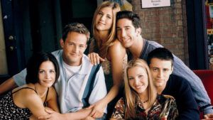 Friends will exclusively stream on Crave in Canada starting on December 31