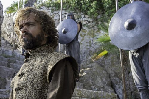 Tyrion subtly won the Game of Thrones