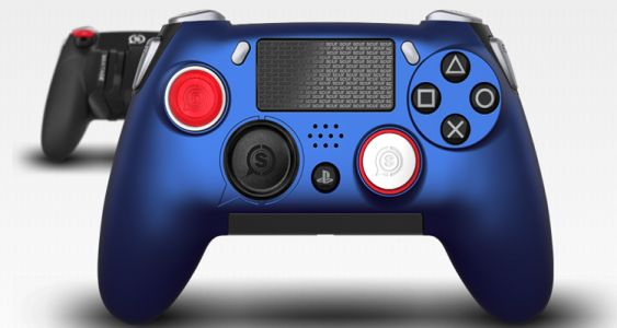 Shoryuken at E3 2018: Giving the SCUF Vantage PlayStation 4 controller a fighting chance