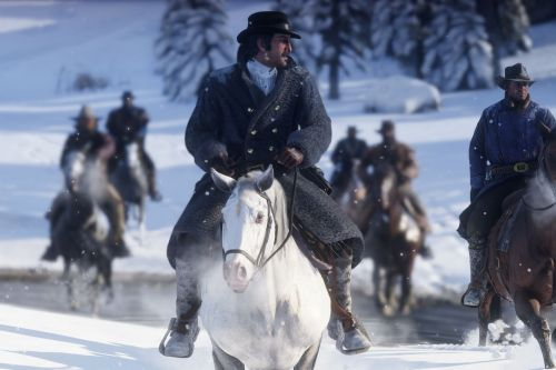 Rockstar Grants Permission for Developers to Talk About Working Conditions