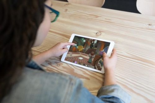 Minecraft: Education Edition comes to iPad next month
