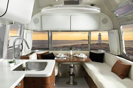 Airstream's latest camper trailer is the ultra-luxurious $100k Globetrotter