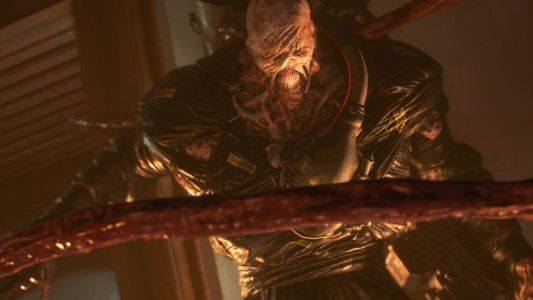 Check out the new Nemesis trailer for Resident Evil 3 remake