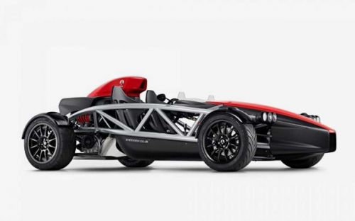 Ariel Atom 4 has a 320bhp Honda Type R turbo engine