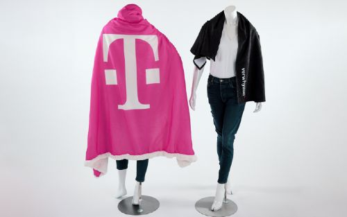 """T-Mobile follows """"If 5G Were."""" comparison series with blankets"""