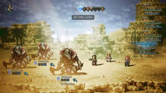 Octopath Traveler Review: Divide And Conquer