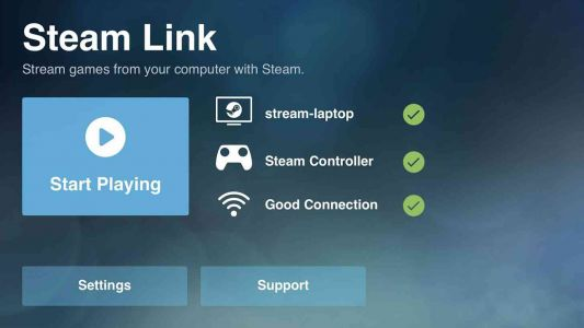 Steam Link app beta launches on Android to let you stream your PC games