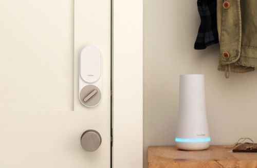 The Gorgeous Ultra-Thin SimpliSafe Smart Lock Launches in September