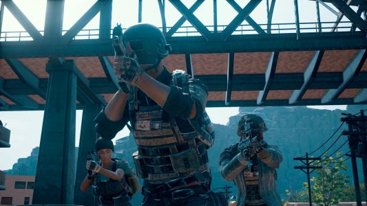 PlayerUnknown's Battlegrounds is up for pre-order on PS4
