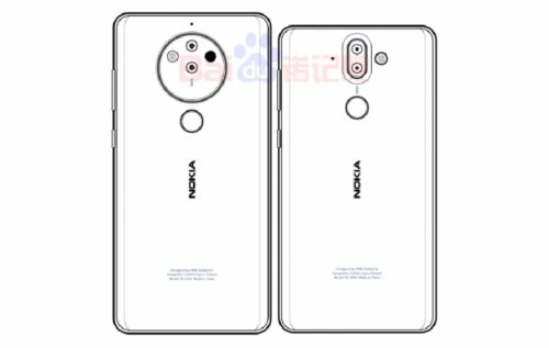Nokia 8 Pro with rotating penta-lens Carl Zeiss camera coming