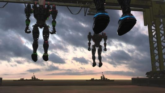ATLANTIC RIM: RESURRECTION The Sequel To The PACIFIC RIM Knock Off Is Now Available